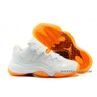 "2019 For Sale Air Jordan 11 Low ""Citrus"""