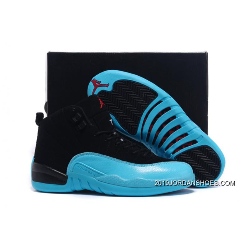 "84d071d2f04 2019 Outlet Air Jordan 12 Retro ""Gamma Blue"""