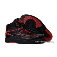 "2019 Super Deals Air Jordan 2 ""Alternate '87"" Black/Red"