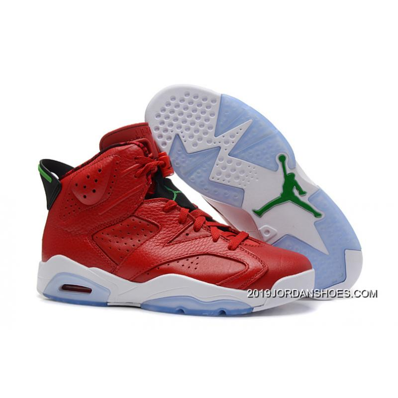 "Air Jordan 6 Retro ""MVP/History Of Jordan"" 2019 New Release ..."