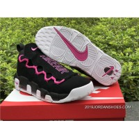 Women/Men Where To Buy Sneaker Room X Nike Air More Money Black / Pink