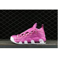 Women/Men Nike Air More Money Qs X Sneaker Room Tink Pink Rare Best