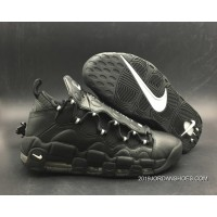 Women/Men Where To Buy Nike Air More Money Black/Metallic Silver-Black