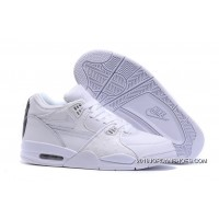 Nike Air Flight '89 White/White-White Shoes 2019 Copuon