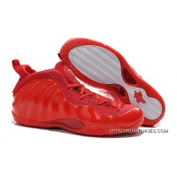 Nike Air Foamposite One All Red 2019 Best