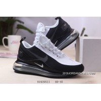 New Release Men Nike Air Max 720 Flyknit Running Shoes SKU:241040-330