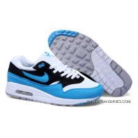 Online Men Nike Air Max 87 Running Shoe SKU:51741-232