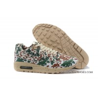 Men Nike Air Max 1 Running Shoes SKU:179968-318 Online