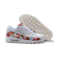 Buy Now Men Nike Air Max 90 NIC QS International Flag SKU:99162-318