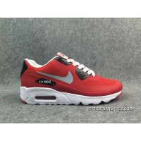 Best Men Nike Air Max 90 Ul Tra Essential Running Shoes SKU:222953-339