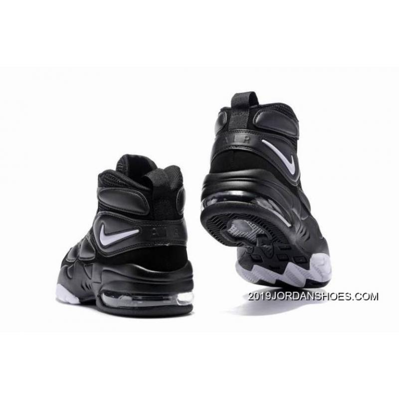 huge discount 219dc e13d0 ... Nike Air Max Uptempo 2 Black White-Dark Shadow 2019 New Style ...