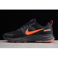 Women/Men Latest Nike Air Pegasus 30X Black/Orange-Red 803268-003