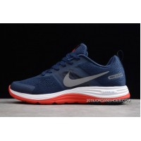 Nike Air Pegasus 30X Navy Blue/Red-White 803268-004 New Style