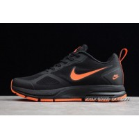 Women/Men Top Price Nike Air Pegasus 26X Black/Orange 806219-002