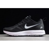 Women/Men New Release Nike Air Pegasus 26X Black White 806219-008