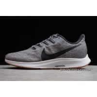 Outlet Nike Air Zoom Pegasus 36 Gunsmoke/Oil Grey-White AQ2203-001