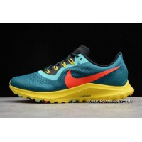 Nike Air Zoom Pegasus 36 Trail Geode Teal/Bright Crimson-Black AR5677-301 Online