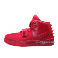 """2019 Latest Nike Air Yeezy 2 """"Red October"""" Glow In The Dark"""