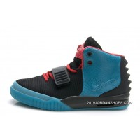 """Nike Air Yeezy 2 """"South Beach"""" Glow In The Dark Sole 2019 New Style"""