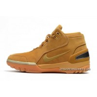 "Outlet Nike Air Zoom Generation ASG QS ""Wheat"" Wheat Gold/Metallic Gold AQ0110-700"