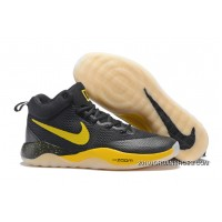 "Nike Hyperrev ""Black/Yellow"" 2019 Copuon"