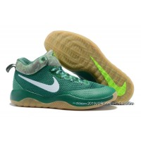 "2019 Discount Nike Hyperrev ""Emerald Green/White"""