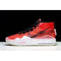 Top Deals Nike KD 12 EP University Red/Black-White AR4230-600