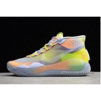 "Nike Zoom KD 12 EYBL ""Nike Nationals"" Multi-Color CK1200-900 New Style"