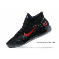 Buy Now Enspire X Nike KD 12 Black/Gym Red-Electric Green