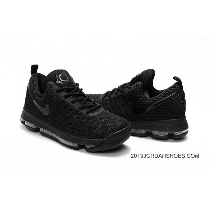 Nike KD 9 All Black Basketball Shoes 2019 Outlet, Price ...