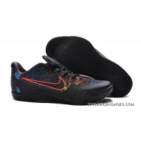 Nike Kobe 11 Black Colorful Basketball Shoes 2019 Super Deals