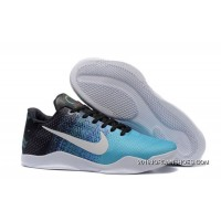 Nike Kobe 11 Black/University Blue 2019 New Release