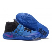 Nike Kyrie 2 Royal Blue/Purple-Black 2019 For Sale