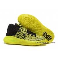 2019 Top Deals Nike Kyrie 2 Yellow/Volt-Black