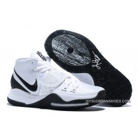 "Super Deals Nike Kyrie 6 ""Oreo"" White/Black-Pure Platinum"