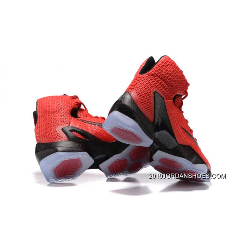 """sneakers for cheap 2c9e5 5010a ... 2019 Free Shipping Nike LeBron 13 Elite """"University Red"""" ..."""
