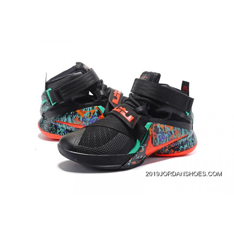 "c56860c7e26 ... Nike LeBron Soldier 9 ""All-Star"" 2019 Free Shipping ..."