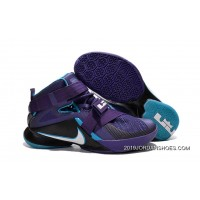 "Nike LeBron Soldier 9 ""Summit Lake Hornets"" Basketball Shoe 2019 Top Deals"