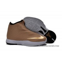 "Nike Zoom Kobe Icon Jacquard ""Metallic Gold"" 2019 New Style"