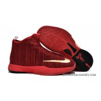 2019 Discount Nike Zoom Kobe Icon University Red/Metallic Gold