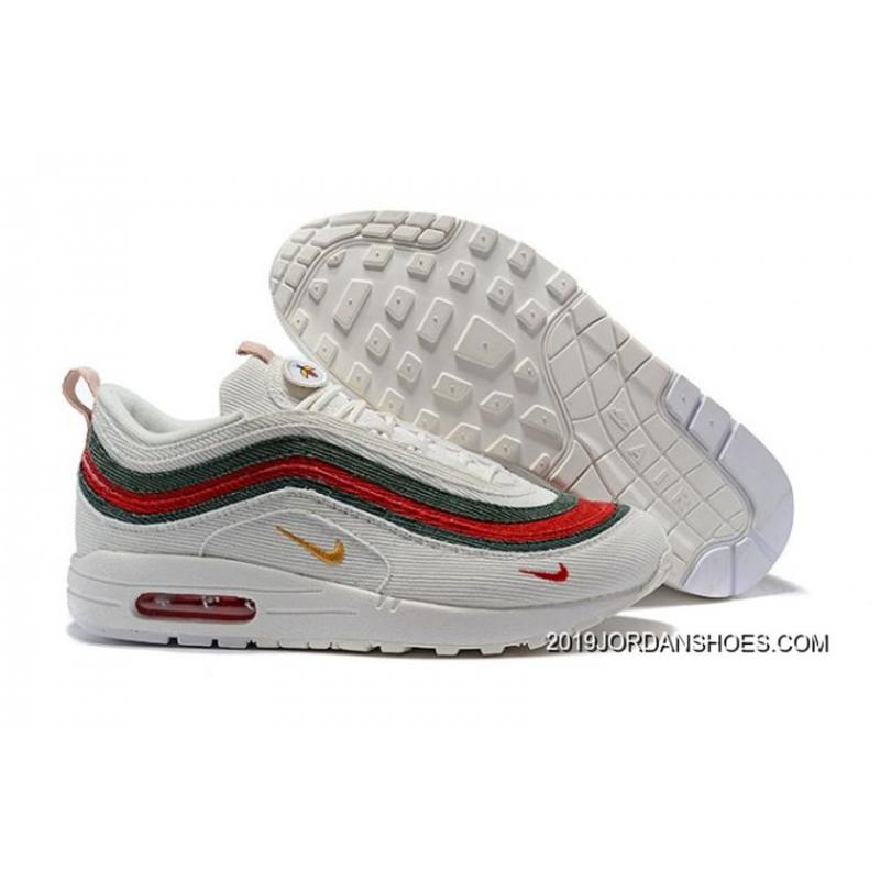 d417ce593a ... New Year Deals Women Sean Wotherspoon Nike Air Max 97 Hybrid SKU :67385-271