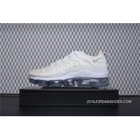 New Year Deals Women Nike Air Vapormax Plus TM Sneakers SKU:165563-100