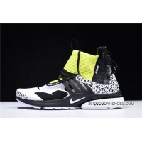 Buy Now Women ACRONYM X NikeLab Air Presto Mid Sneakers SKU:73695-270