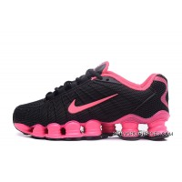 Authentic Women Nike Shox TLX Sneaker SKU:208707-258