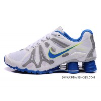 Online Women Nike Shox Turbo 13 Running Shoe SKU:248290-223