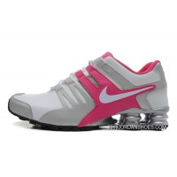 Top Deals Women Nike Shox Current Running Shoe SKU:201387-233