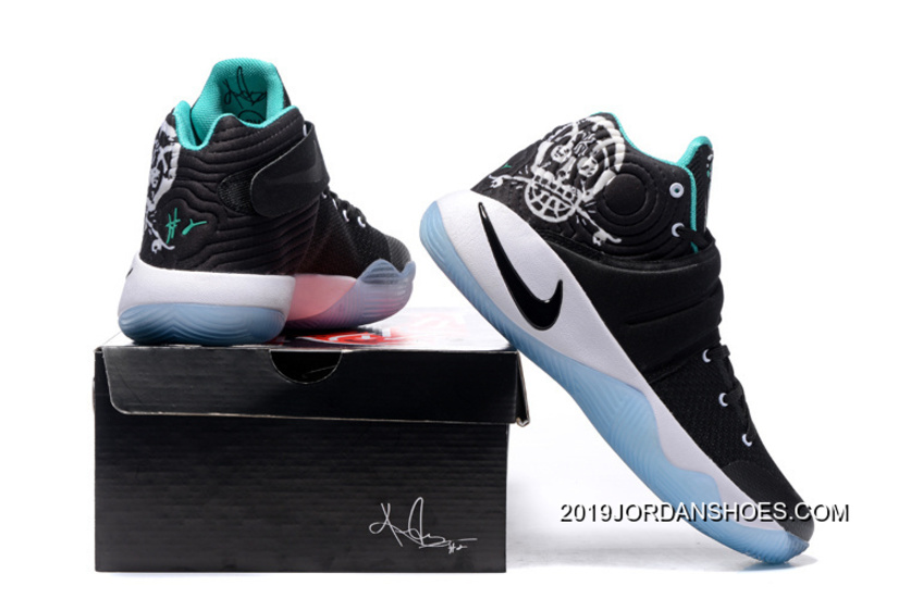 """9cfa6a674f2 Girls Nike Kyrie 2 """"Court Deck"""" Authentic"""