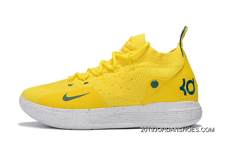 Breanna Stewart Nike Kd 11 Storm Yellow Pe Outlet, Price