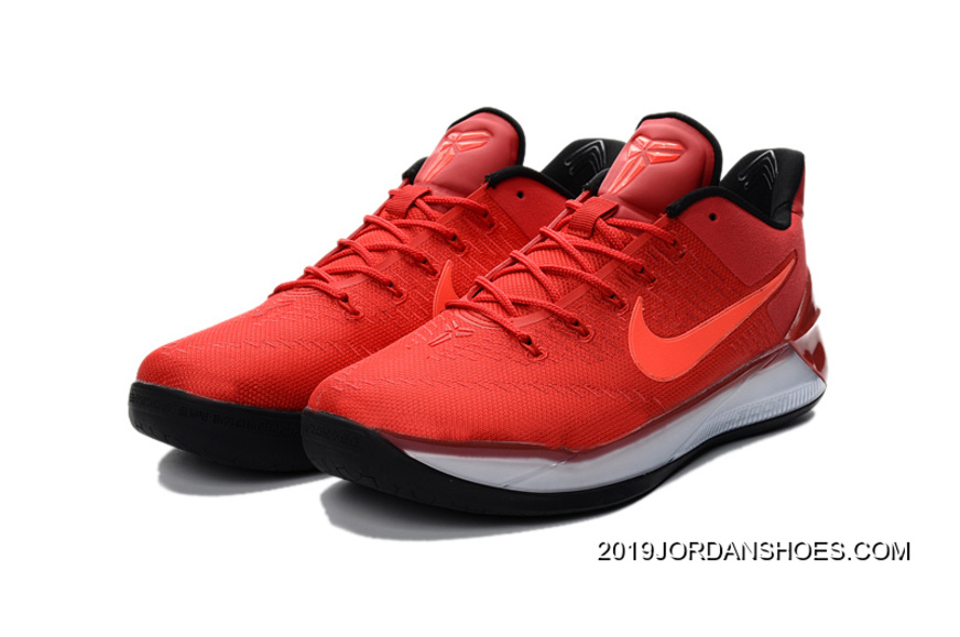 purchase cheap 99fba fff07 Nike Kobe 12 AD Red Black White 2019 Top Deals