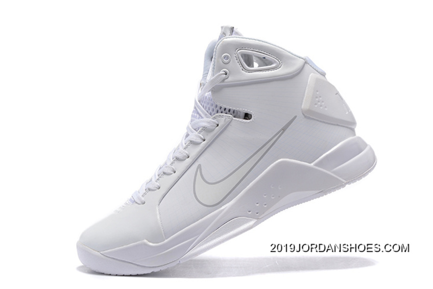buy popular 92dff 4232f 2019 Outlet Nike Zoom Kobe 4 (IV) Olympic All White